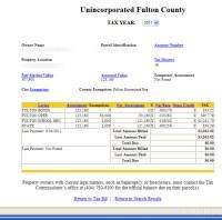 Fulton County Registration Office