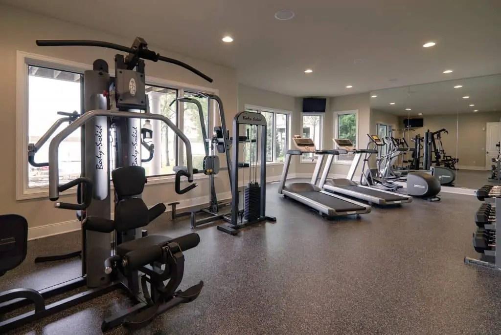20 Amazing Home Gym Design Ideas