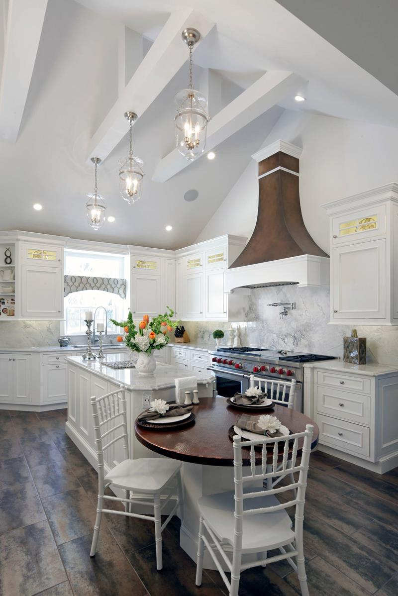 40 stunning kitchens with vaulted