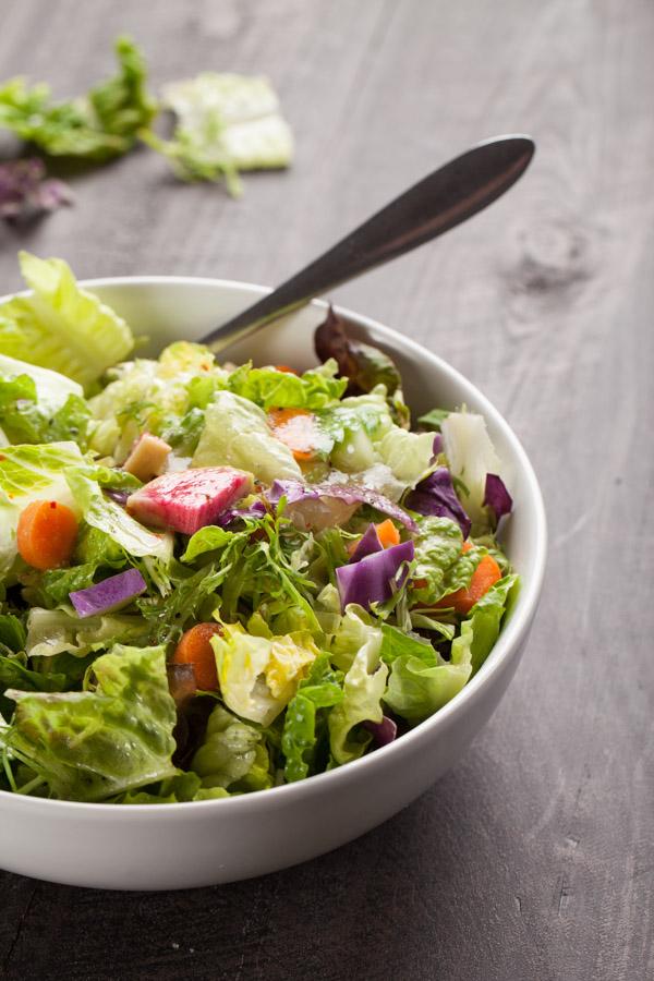 Gourmet Italian Garden Salad