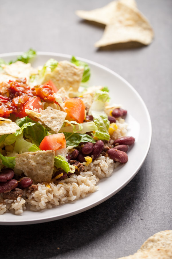 Taco Salad Supreme