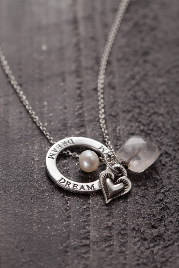 Overcoming Fear - Dream Necklace