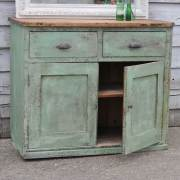 homebarn-vintage-green-2-door-cupboard--2