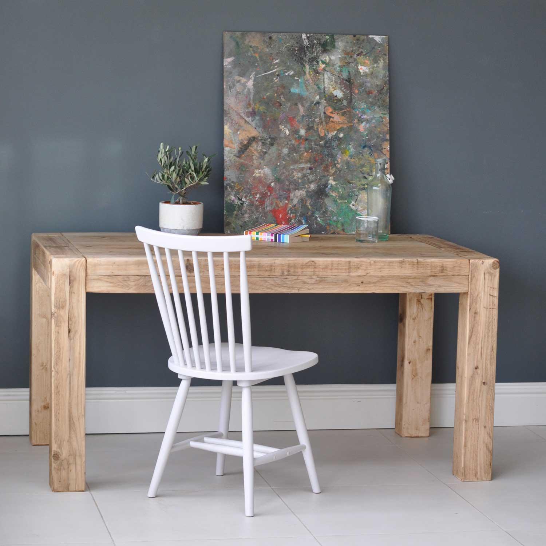 Reclaimed timber Studio Desk