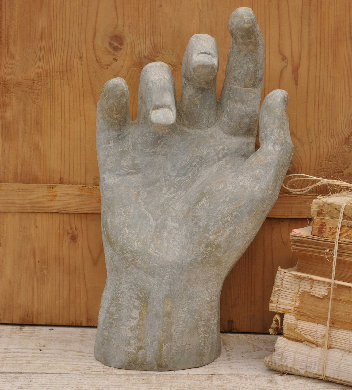 Large Hand Human Form Sculpture