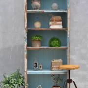 Reclaimed Bookshelves Interior Vintage Salvage
