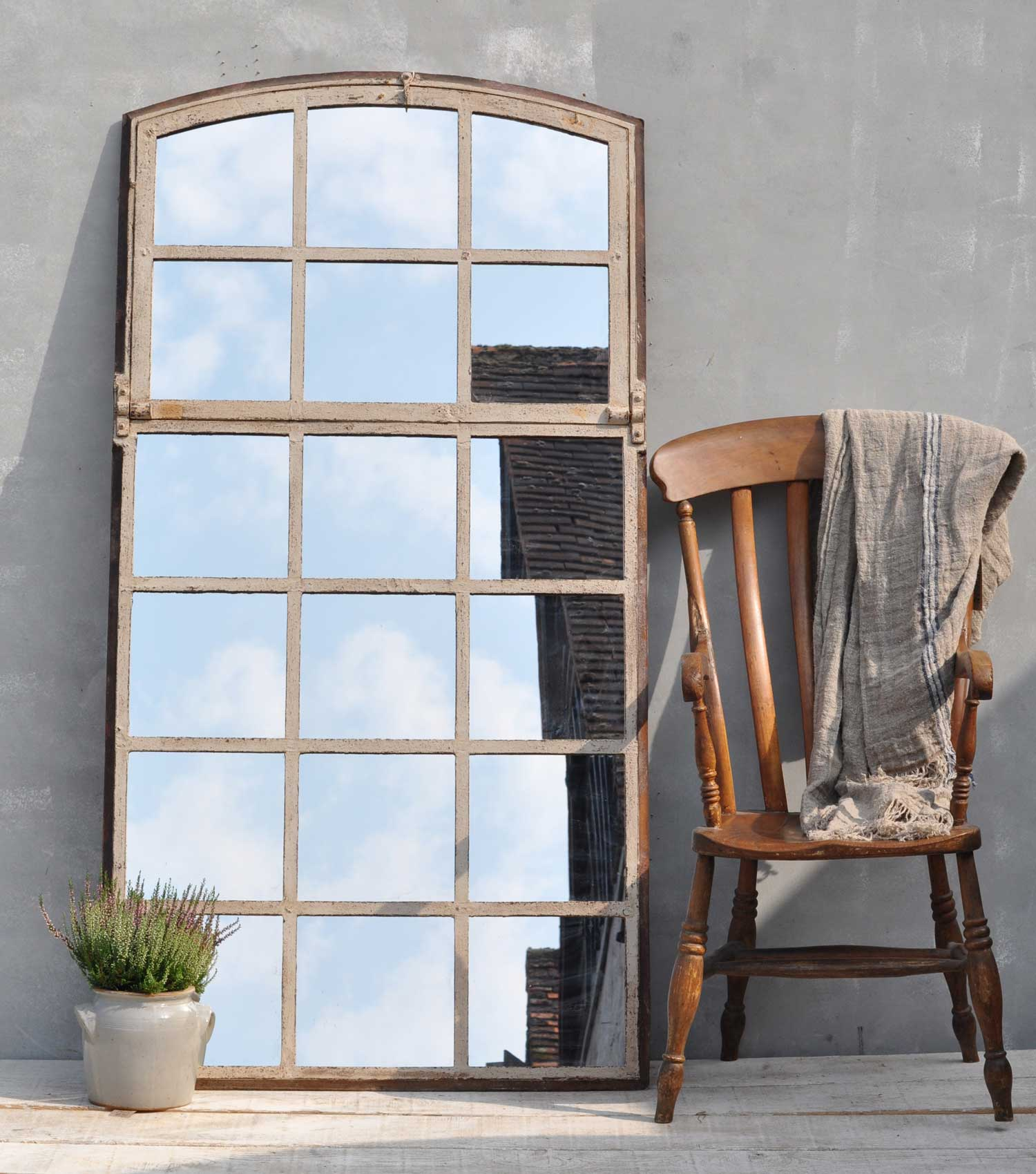 Sold home barn vintage for Industrial windows for homes
