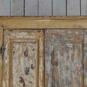Antique-Rustic-Two-Door-Original-Paintwork-Cupboard-4
