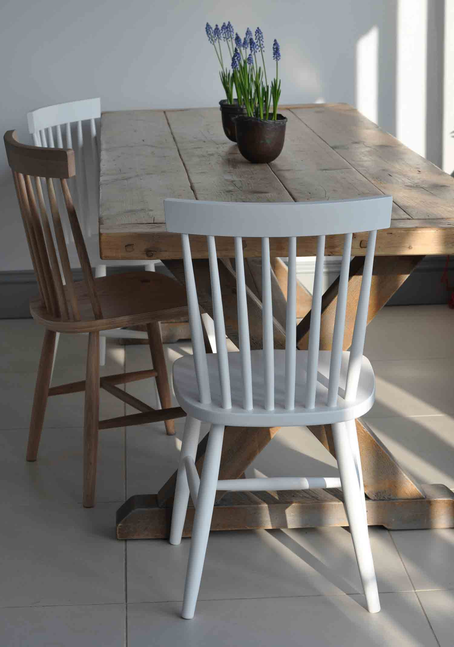 Spindle Dining Chairs