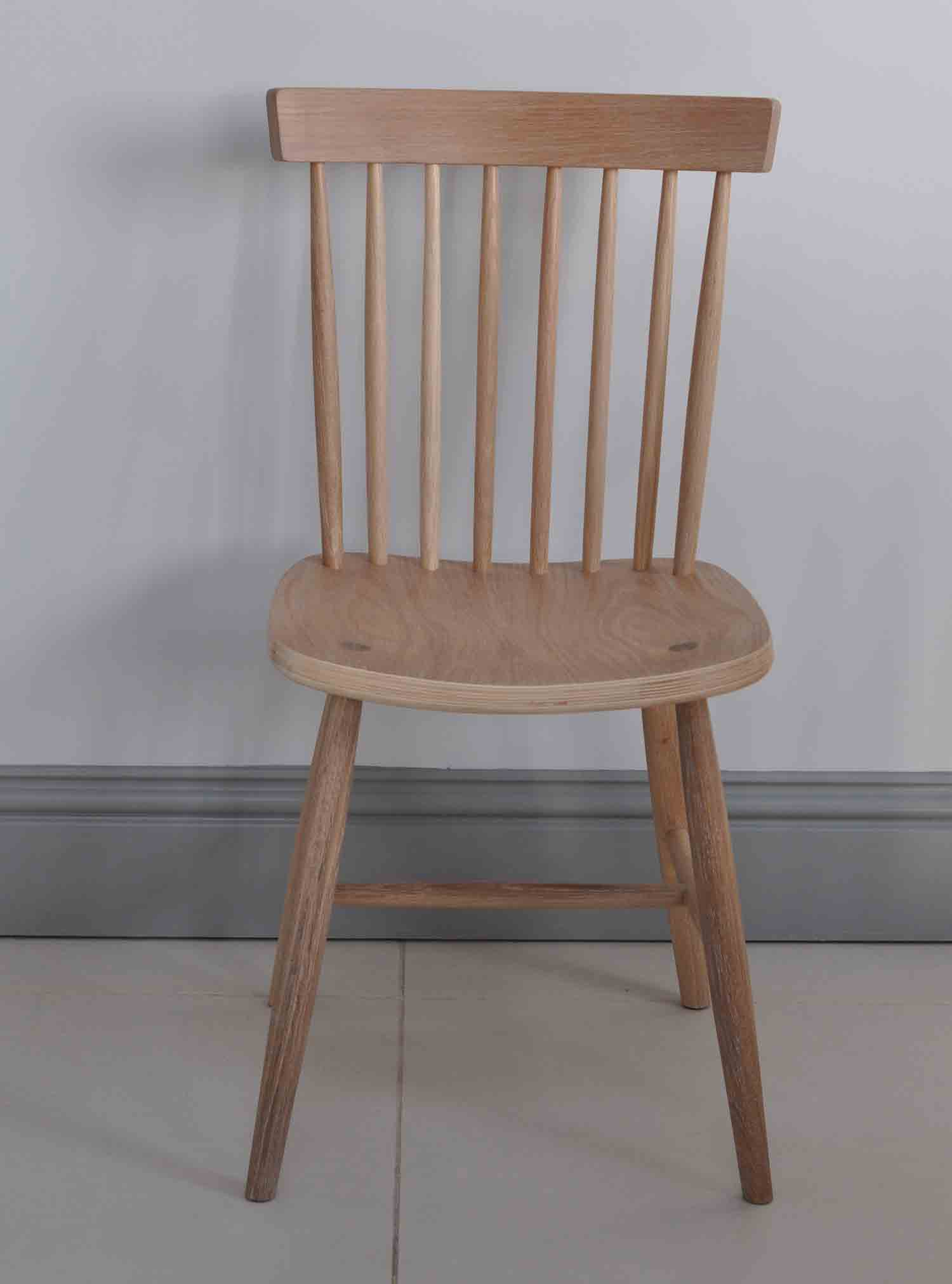 oak and white dining chairs adirondack chair template pdf oxford spindle back painted or