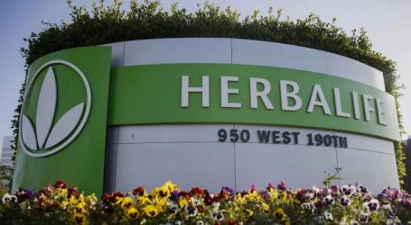 Herbalife Ranked by Forbes as One of America's Best Employers