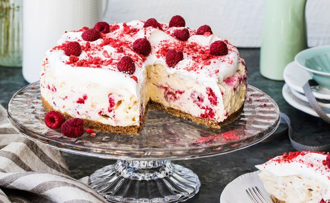 Eton Mess Cheesecake Recipe Recipe Home Beautiful