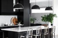 7 awesome ideas for a black and white kitchen   Home ...