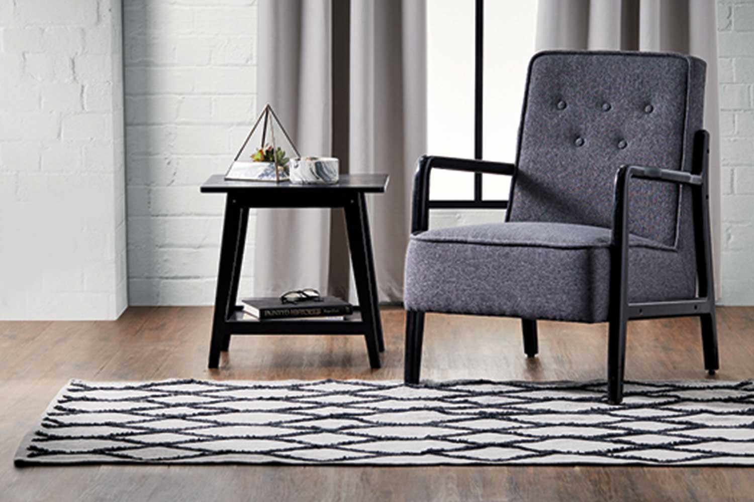 electric lift chair aldi upholstery cost s homewares bonanza makeover your living room for less than 300 home beautiful magazine australia