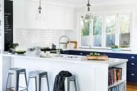 5 kitchens that use white subway tiles | Home Beautiful ...