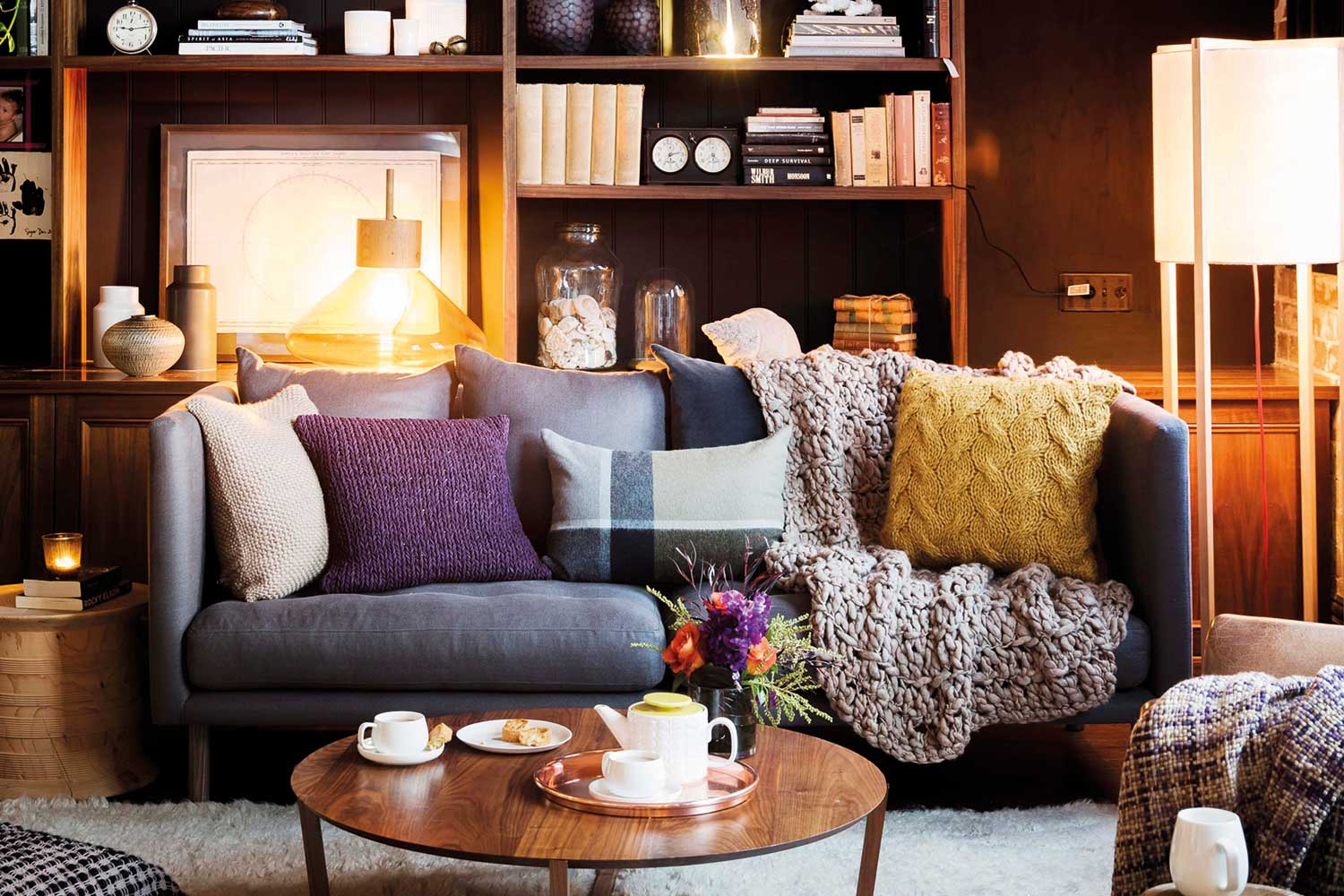 comfortable sofas for family room borge mogensen fredericia sofa 9 examples that prove you need a more
