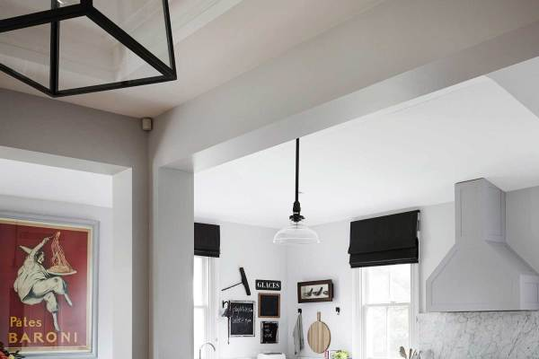 Coffered Ceiling Home Beautiful Magazine