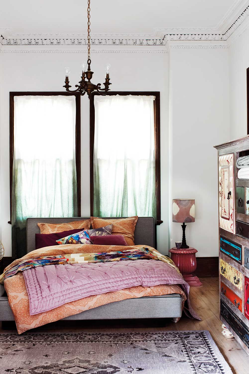 10 crazy good country bedroom ideas  Home Beautiful