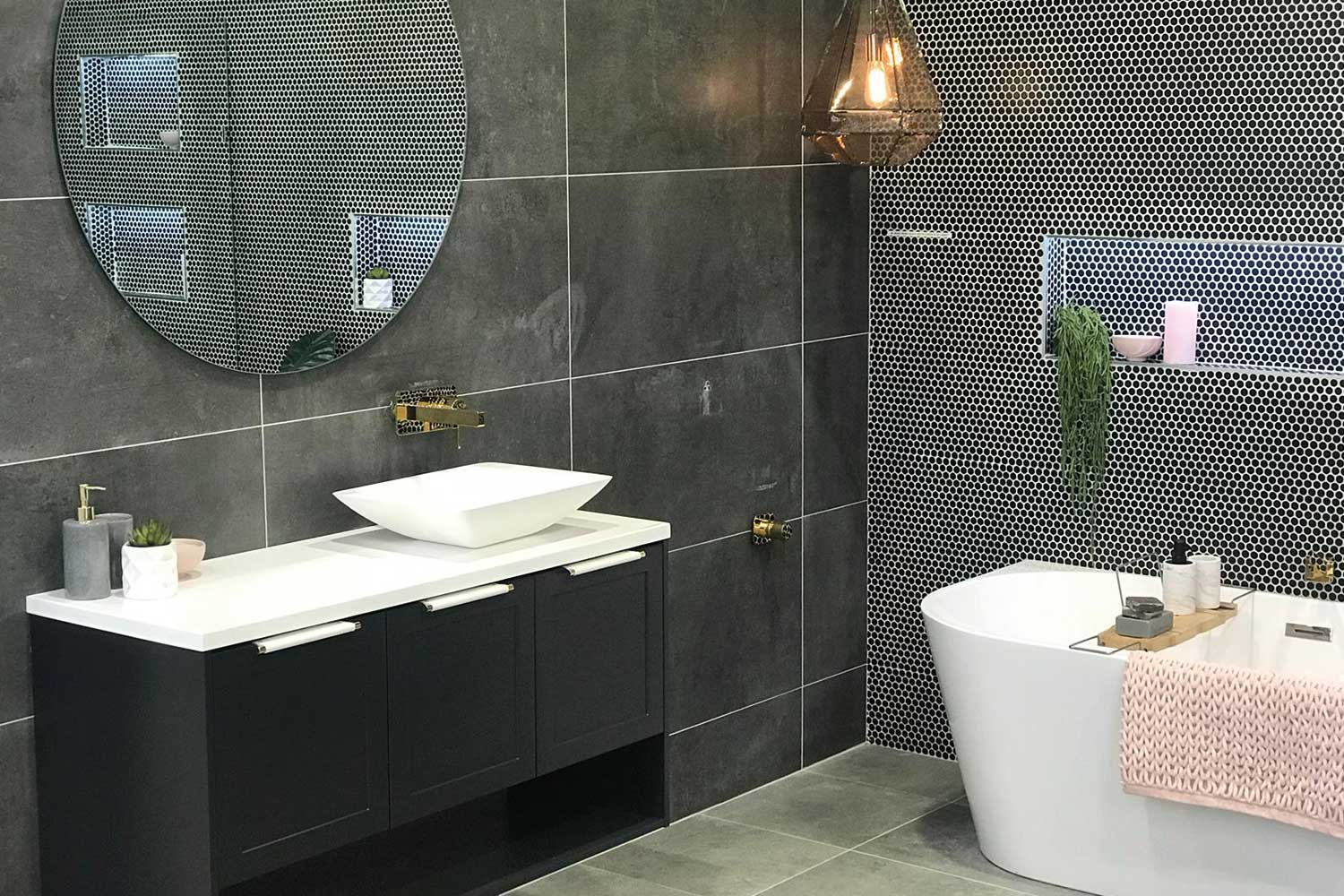 The latest modern bathroom designs to add luxe on a budget