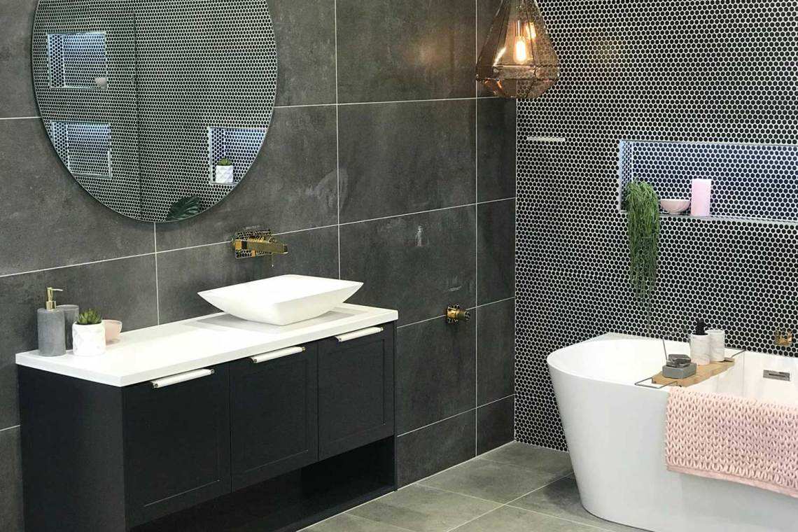 The latest modern bathroom designs to add luxe on a budget ...