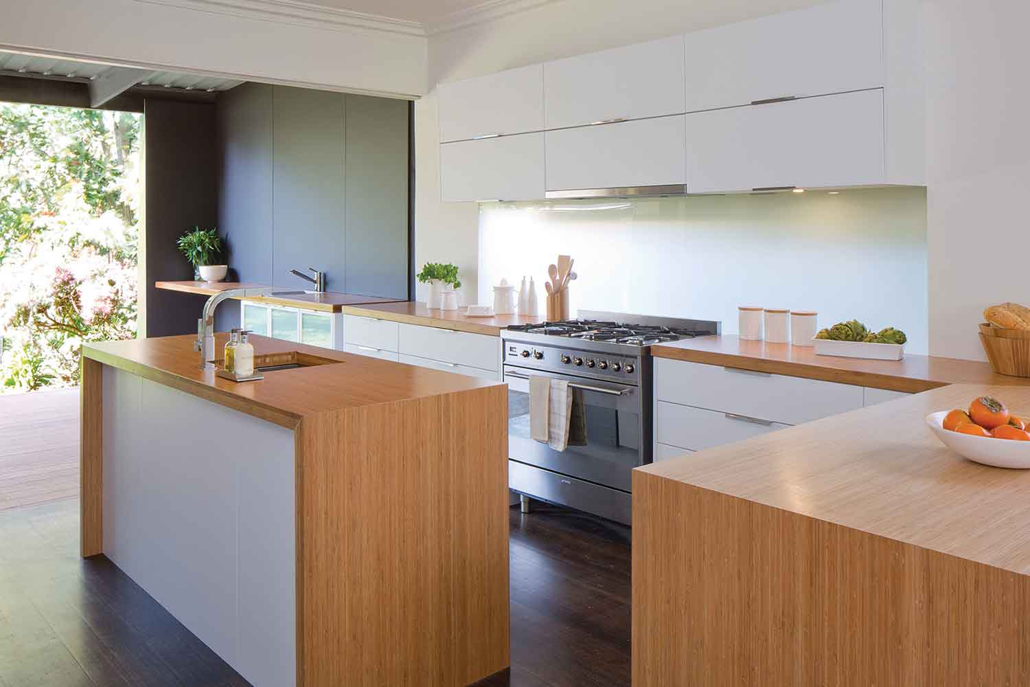 The Pros And Cons Of A Timber Benchtop Home Beautiful