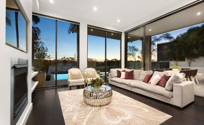 Inside Megan Gale S Modern Melbourne Abode Home