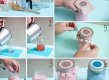 DIY Alert:12 Mason Jar Projects that you Must Try! - Homebliss