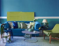9 Green Colored Living Room Inspirations For You - Homebliss
