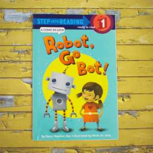 robot go bot front cover