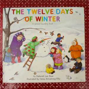 the twelve days of winter front cover