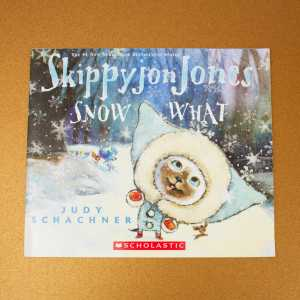 skippyjonjones snow what front cover