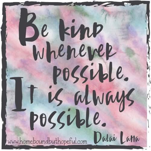 dalai lama kindness quote