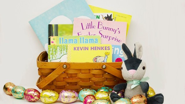 Our Favorite Books to Welcome Easter and Spring