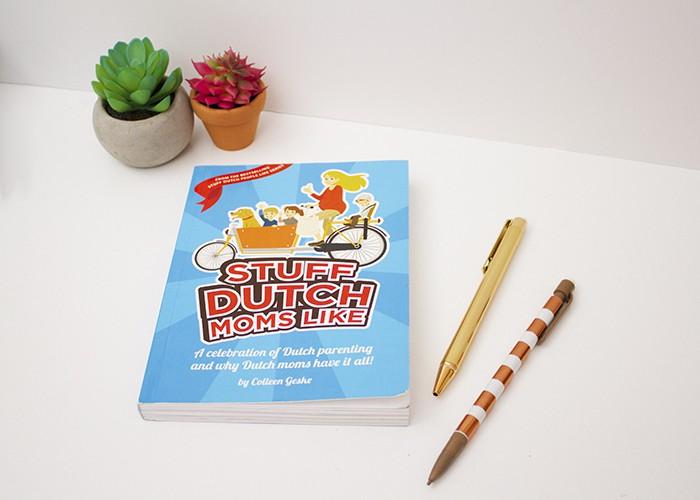 STUFF DUTCH MOMS LIKE BOOK COVER