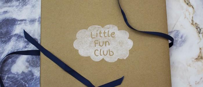 Join the Fun! Little Fun Club Blog Tour & Giveaway!