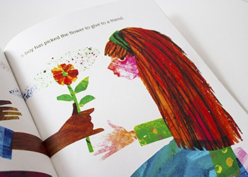 THE TINY SEED SPRING BOOKS
