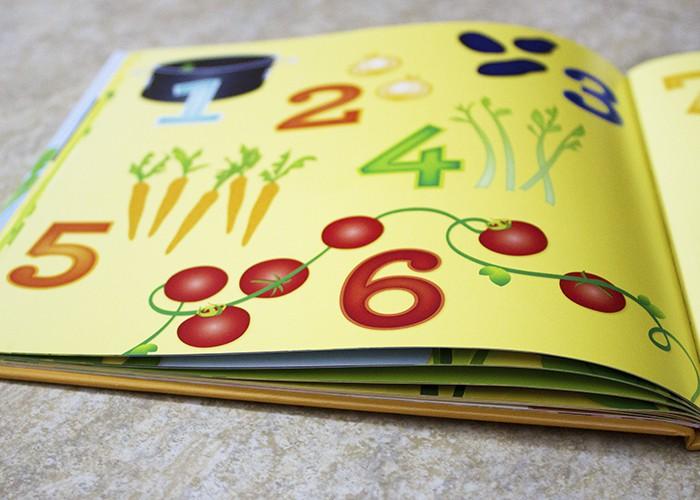Garden Safari Vegetable Soup Book