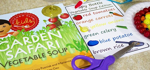 Let's Go On A 'Garden Safari'! Storytime with Free Printables