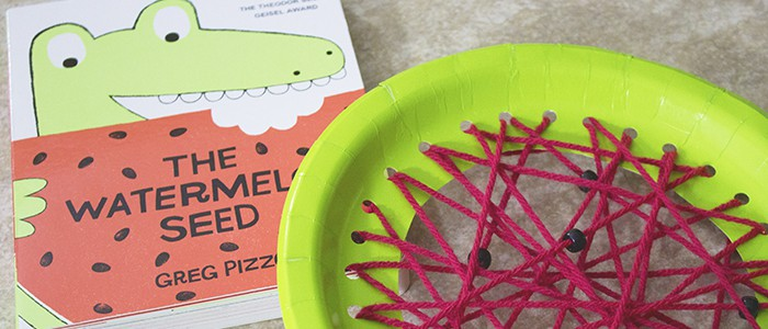 Summer Story Time Ideas with The Watermelon Seed