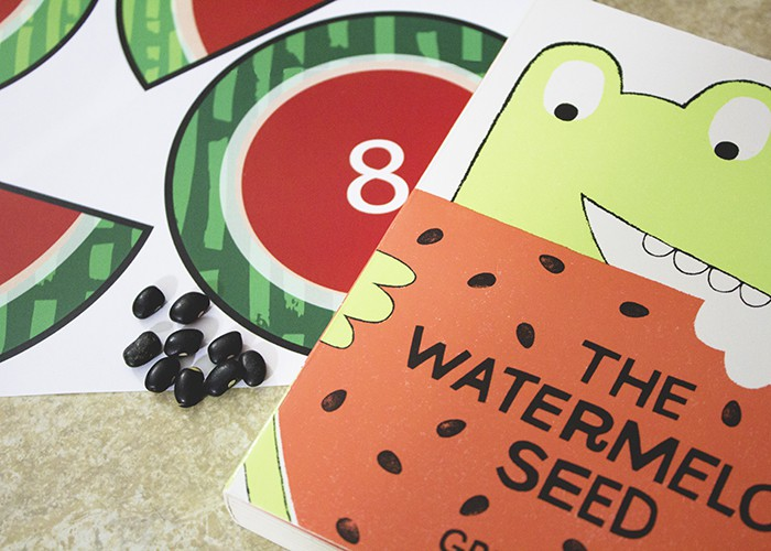 The Watermelon Seed Counting