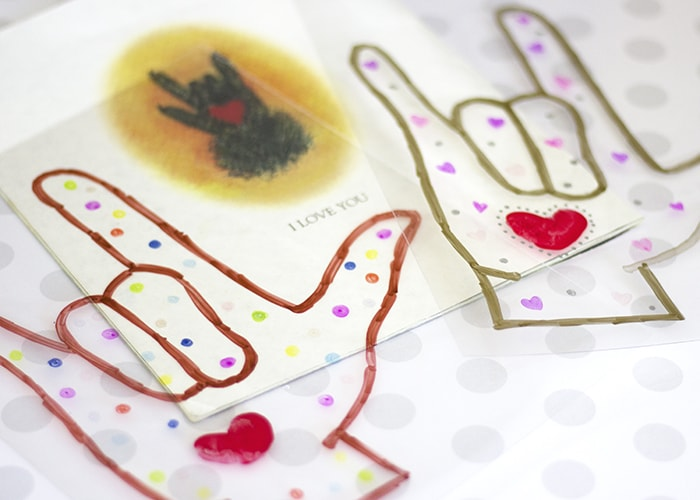 The Kissing Hand Craft | Back To School Storytime