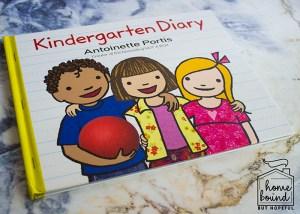 Back To School Book List- Kindergarten Diary