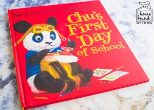 Back To School Book List- Chu's First Day of School
