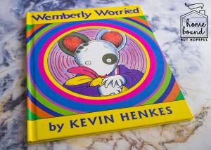 Back To School Book List- Wemberly Worried