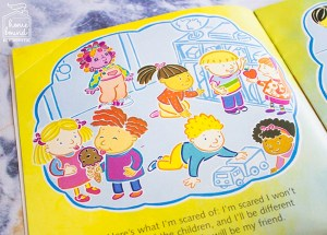 Back To School Book List- First Day at Day Care