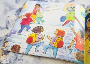 Back To School Book List- The Night Before First Grade