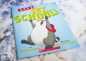 Back To School Book List- Read, Set, School!