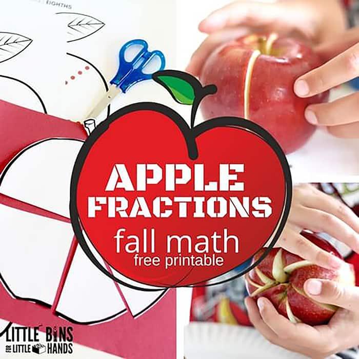 Ten Apples Up On Top- Little Bins For Little Hands