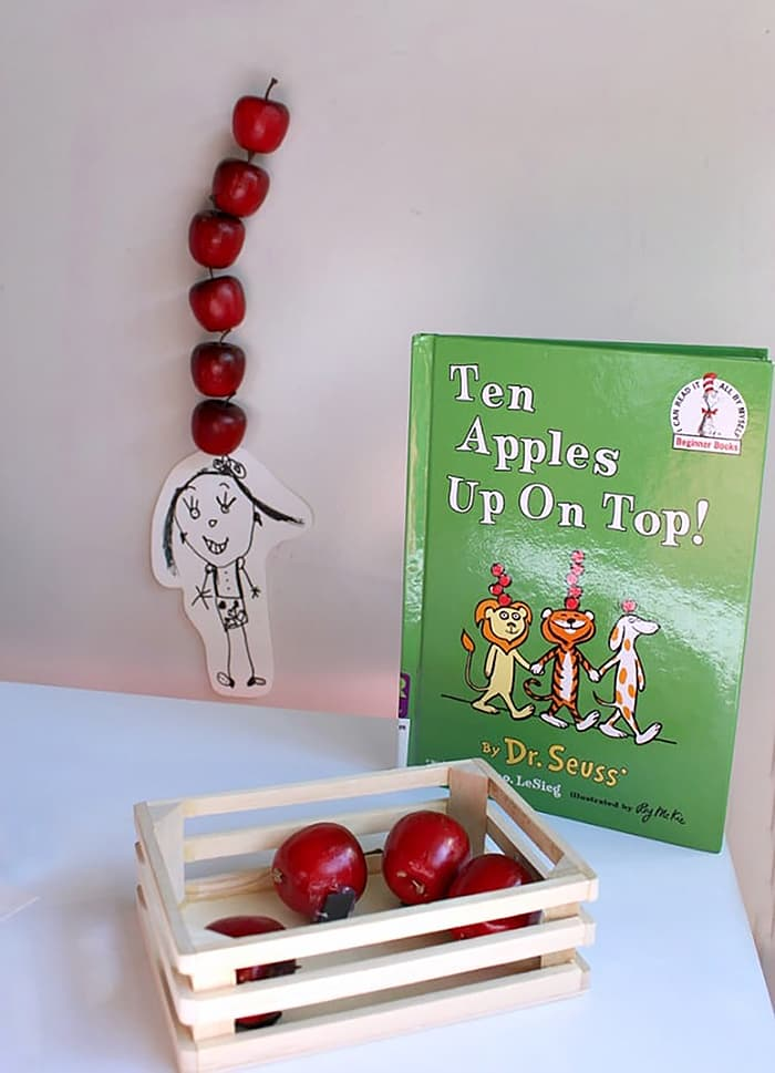 Ten Apples Up On Top- The Educators Spin On It