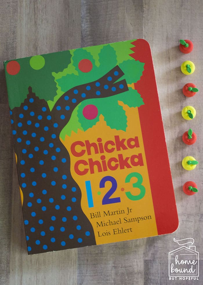 Apple Picking Story Time- Chicka Chicka 123